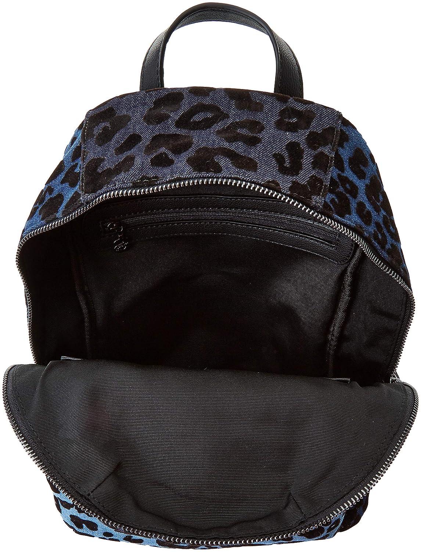 Desigual poppins Lima Mujer Azul Azul mochila Bols Bolsos qqFrHp
