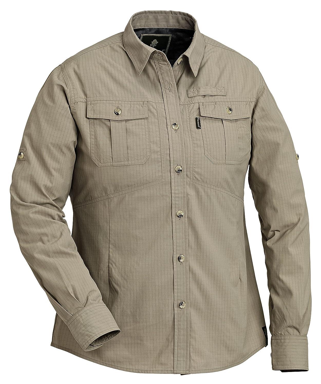 Pinewood Travelbluse Namibia Bluse - Camisa/Camiseta para mujer 7327