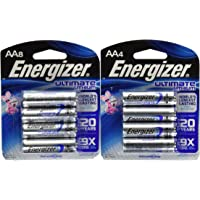 Energizer Energizer Ultimate Lithium AA 12 Battery Super Pack