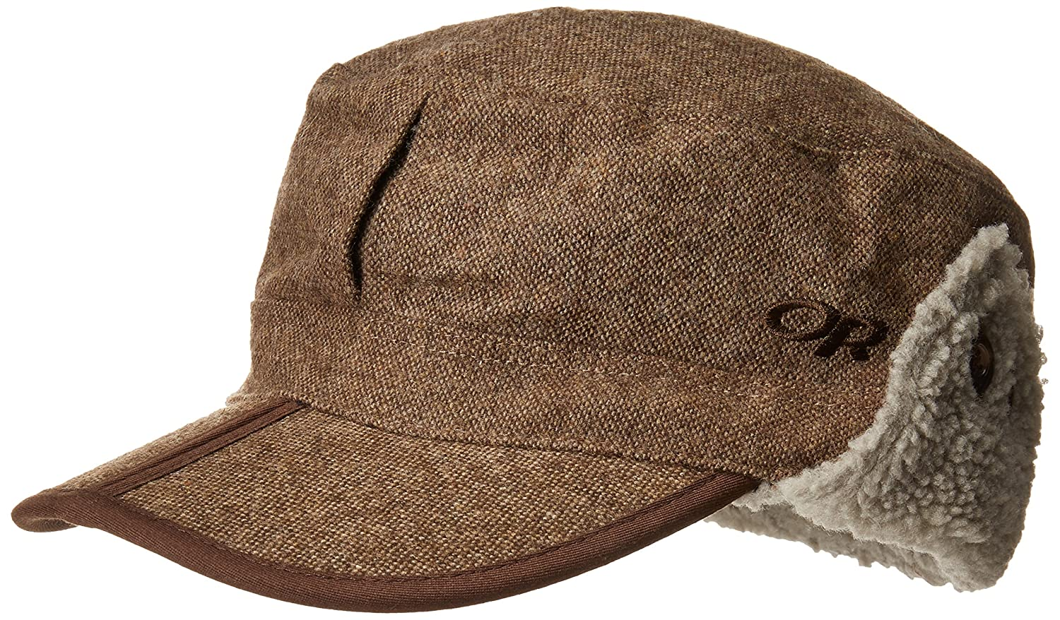 Outdoor Research Yukon Cap Earth Cafe X-Large  Amazon.in  Sports ... c08793942d0