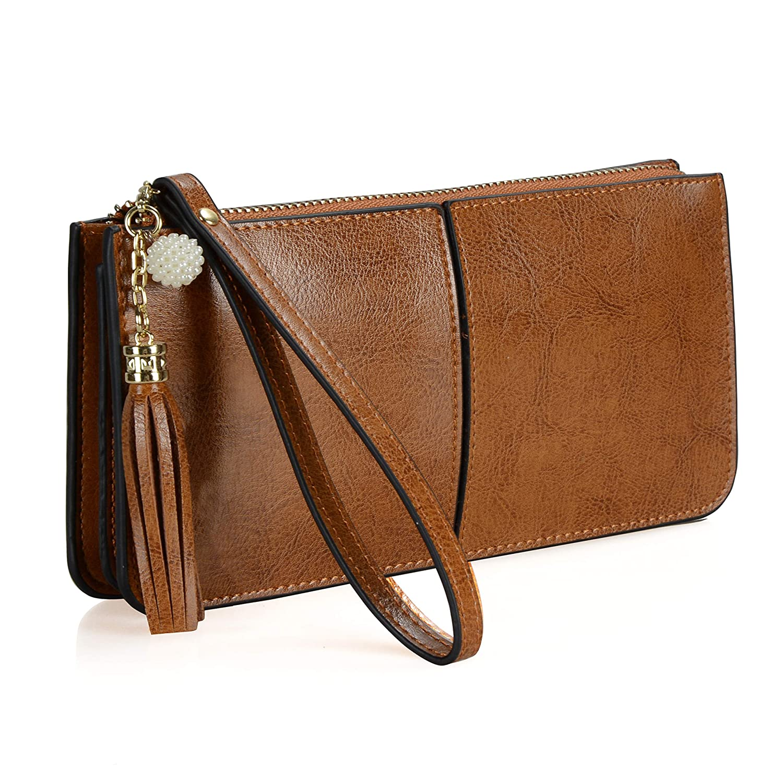 FERRISA Women's Leather...