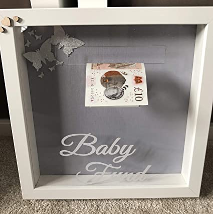 Loving My Bump Baby Fund - Monedero Unisex, Marco para ...