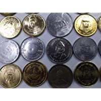 NOVELTY COLLECTIONS 20 Post India 15 Commemorative UNC Coins