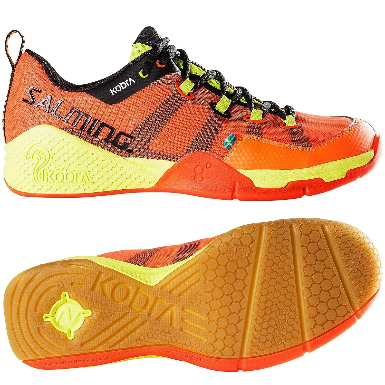 orange  svart Salming Kobra herrar Court skor skor skor  upp till 42% rabatt