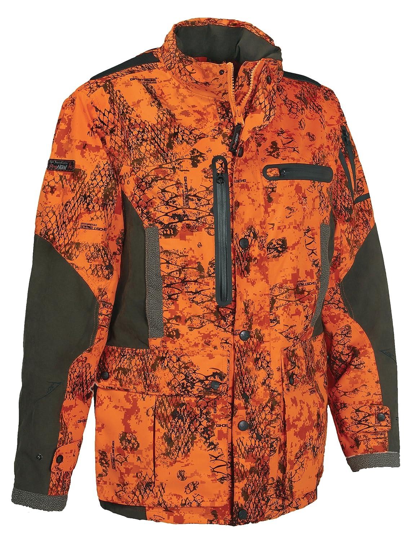 Orange 3XL Veste de Chasse Sika GhostCamo Snake Blaze Pro Hunt
