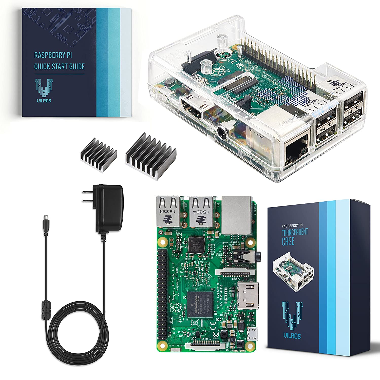 Raspberry Pi board and accessories buying guide