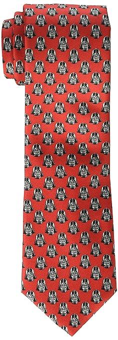 Star Wars corbata para hombre, diseño Darth Vader: Amazon.es: Ropa ...