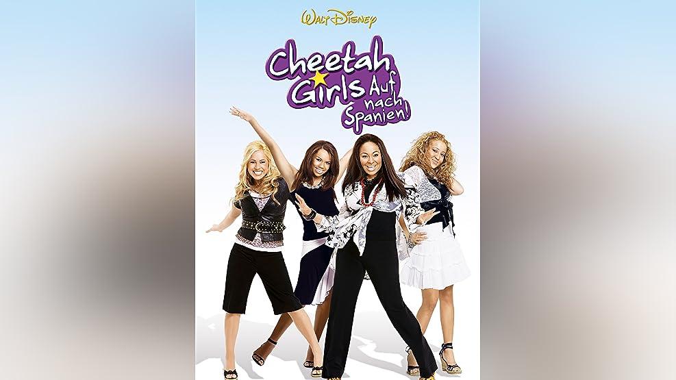 Cheetah Girls: Auf nach Spanien!