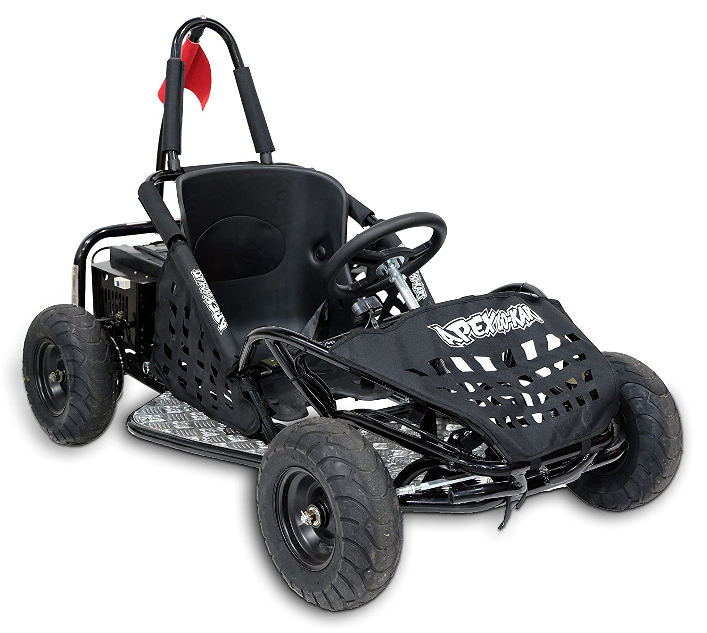 Apex Predator Battery Go-Kart, 1000w Motor, 48v Battery, 50min Run ...
