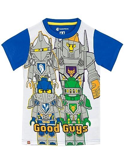 Lego Nexo Knights Boys' Nexo Knights T-Shirt 5