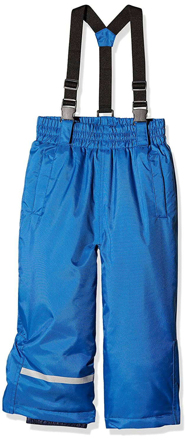 CareTec Pantaloni da Neve Unisex bambino, Blu (Nautical Blue), 140 550034
