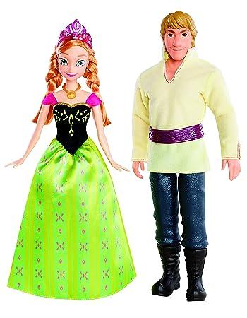 frozen anna barbie doll