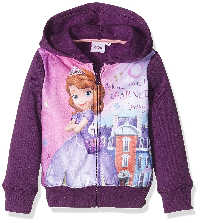 Disney Girl's Princess Sofia The First Sweatshirt PH1434