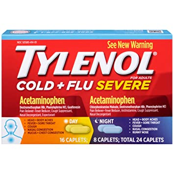 19 Best Of Severe Tylenol Cold and Flu
