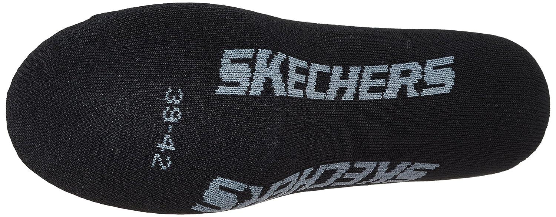 Skechers Socks Calcetines Deportivos para Hombre (Pack de 4): Amazon.es: Ropa y accesorios