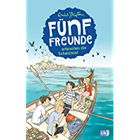 Fünf Freunde erforschen die Schatzinsel: Band 1 (Einzelbände) (German Edition)