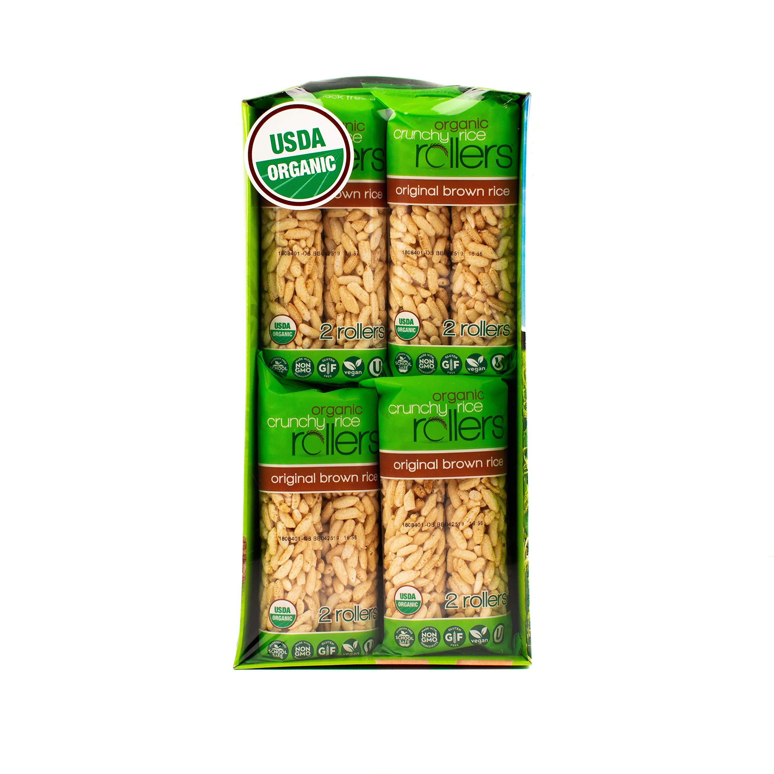 Bamboo Lane Organic Rice 32 Rollers, 14 oz by Brookside