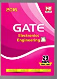 GATE-2016: Electronics Engg Solved Papers (Old Edition)