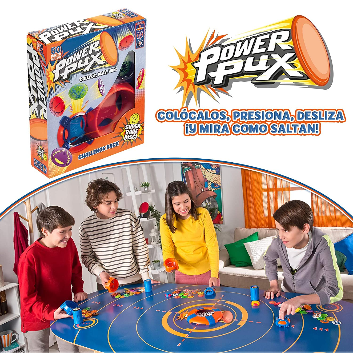 Power Pux Challenge Pack Goliath 83106