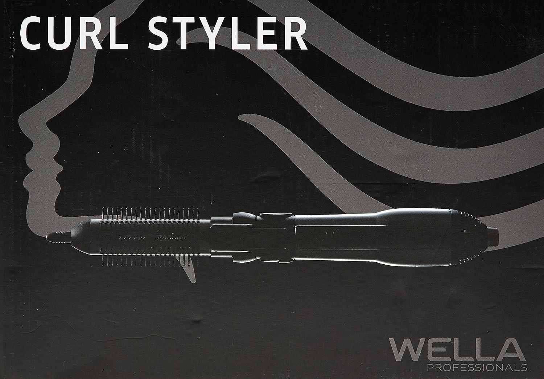 Wella Professional Curl Styler - Rizador de pelo (480 g), color azul y negro: Amazon.es: Salud y cuidado personal
