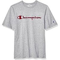 Champion LIFE Mens T5077 Heritage Mock Twist Tee Short Sleeve T-Shirt