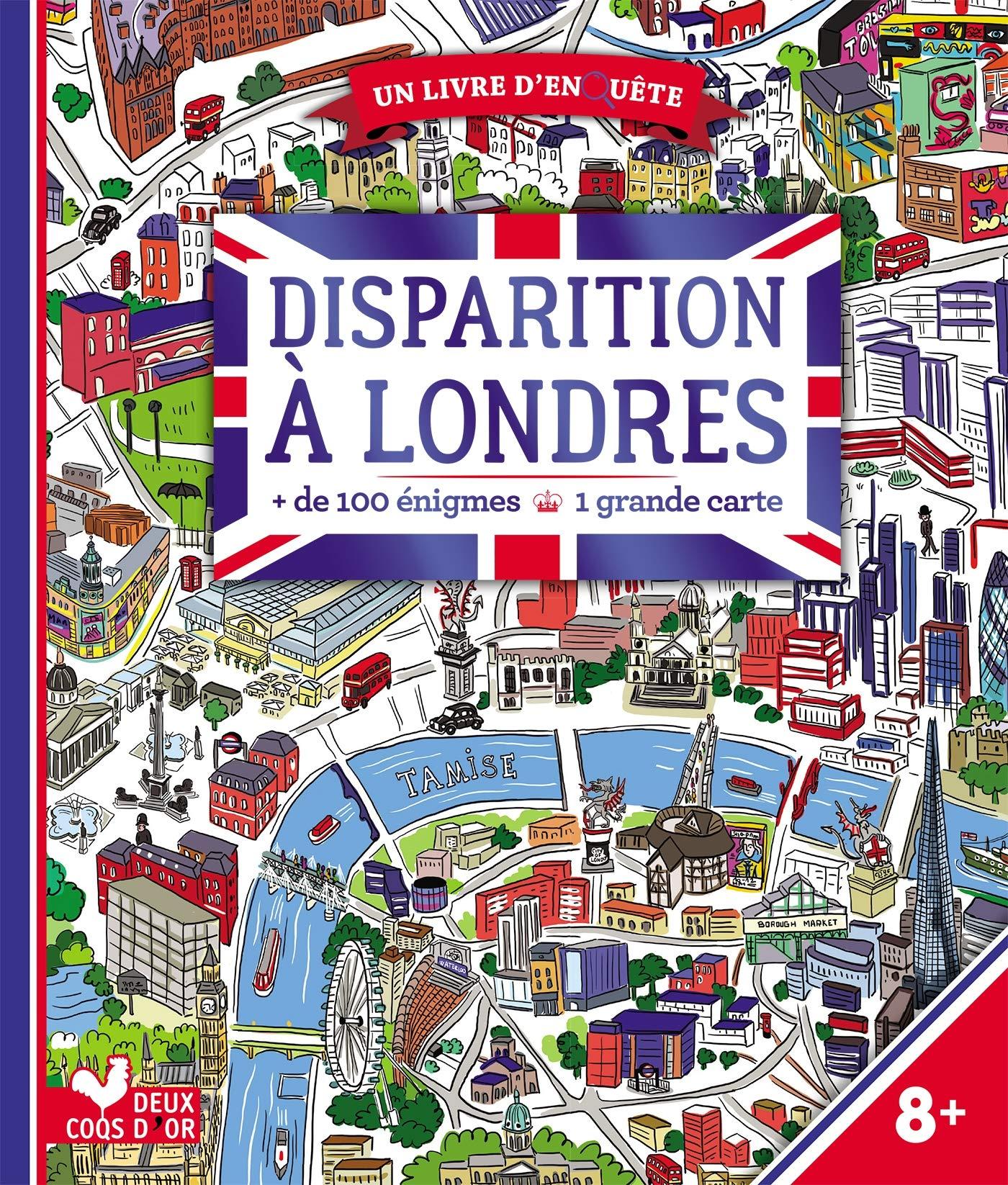Disparition à Londres