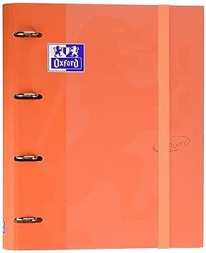 Oxford Touch - Carpeblock y recambio, 1 unidad, colores surtidos (morado, turquesa, fucsia, lima y naranja): Amazon.es: Oficina y papelería