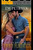 Cowboy Flirtation (Dalton Boys Book 7)
