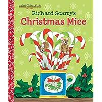 Lgb Richard Scarry's Christmas Mice