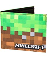 Minecraft Dirt Block Nylon Wallet
