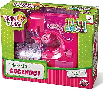 Grandi Giochi gg61115 – Máquina de coser: Amazon.es: Juguetes y juegos