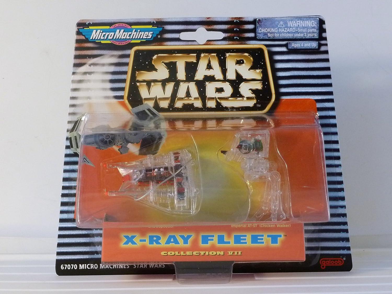 Galoob Star Wars Micro Machines Vehicle Pack IV AT-AT New 1997 RARE