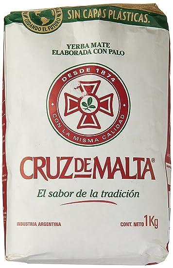 Yerba mate Cruz de Malta 1Kg