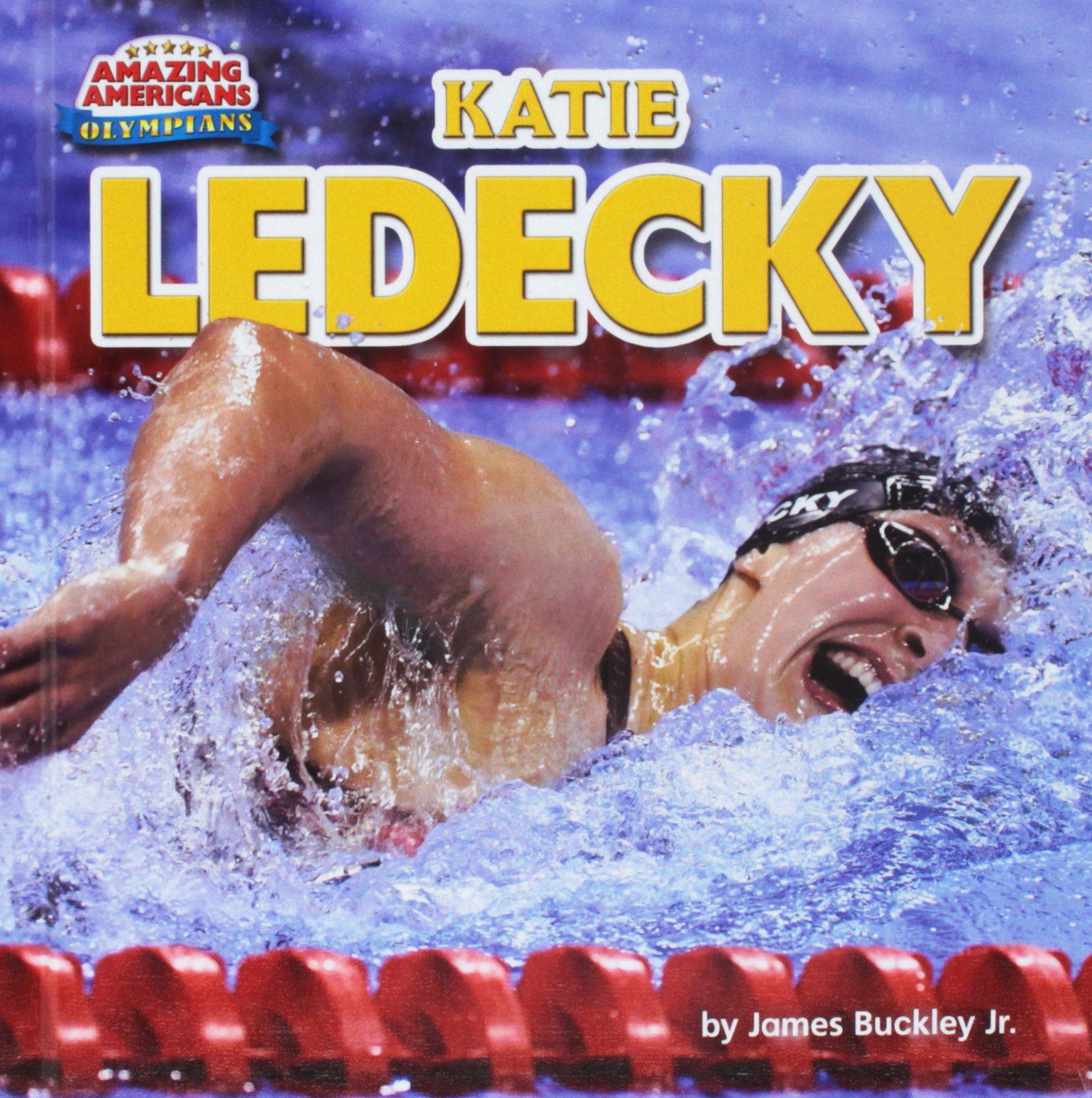 Katie Ledecky (Amazing Americans: Olympians)