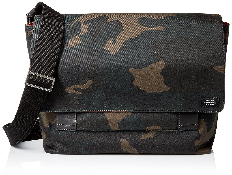 Amazon.com: Jack Spade Men's Camo Waxwear Field Messenger, Camo, One Size:  Clothing