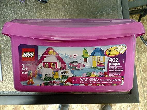 LEGO Lexmark C500H2CG - Cartucho de tóner para Impresora láser, Color Cian: Amazon.es: Juguetes y juegos