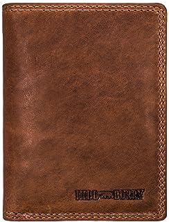 889ff7473ceca Herren Leder Geldbörse geräumiges Portemonnaie Vintage Geldbeutel ...