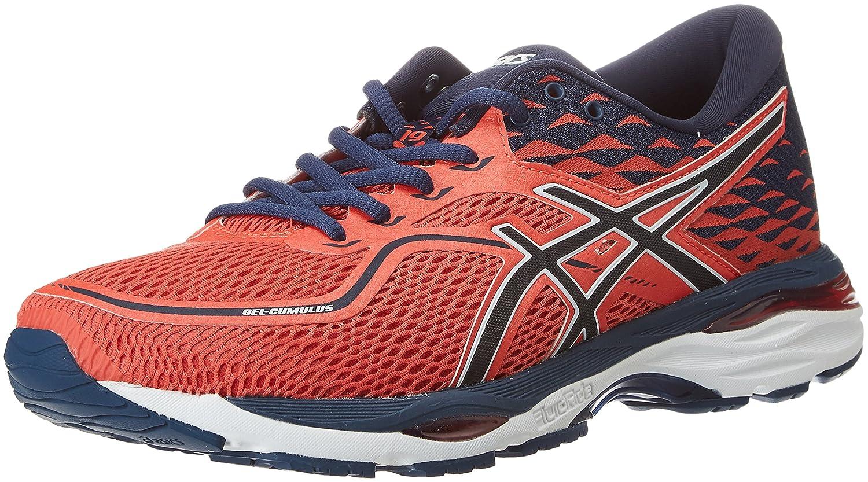 inversión Fácil de leer boicotear  Buy ASICS Men's Gel-Cumulus 19 Running Shoes Red (Coralicious/Dark ...