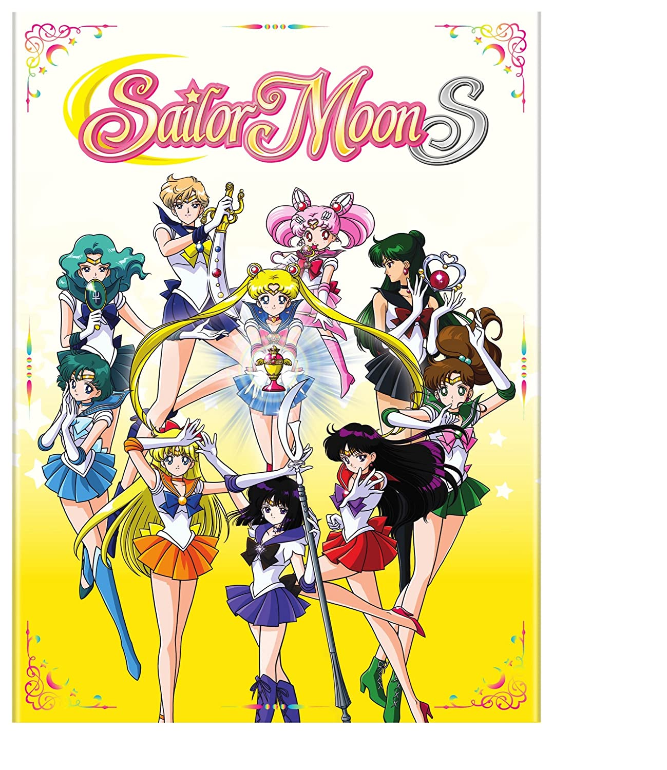 Sailor Moon S Part 2 Season 3