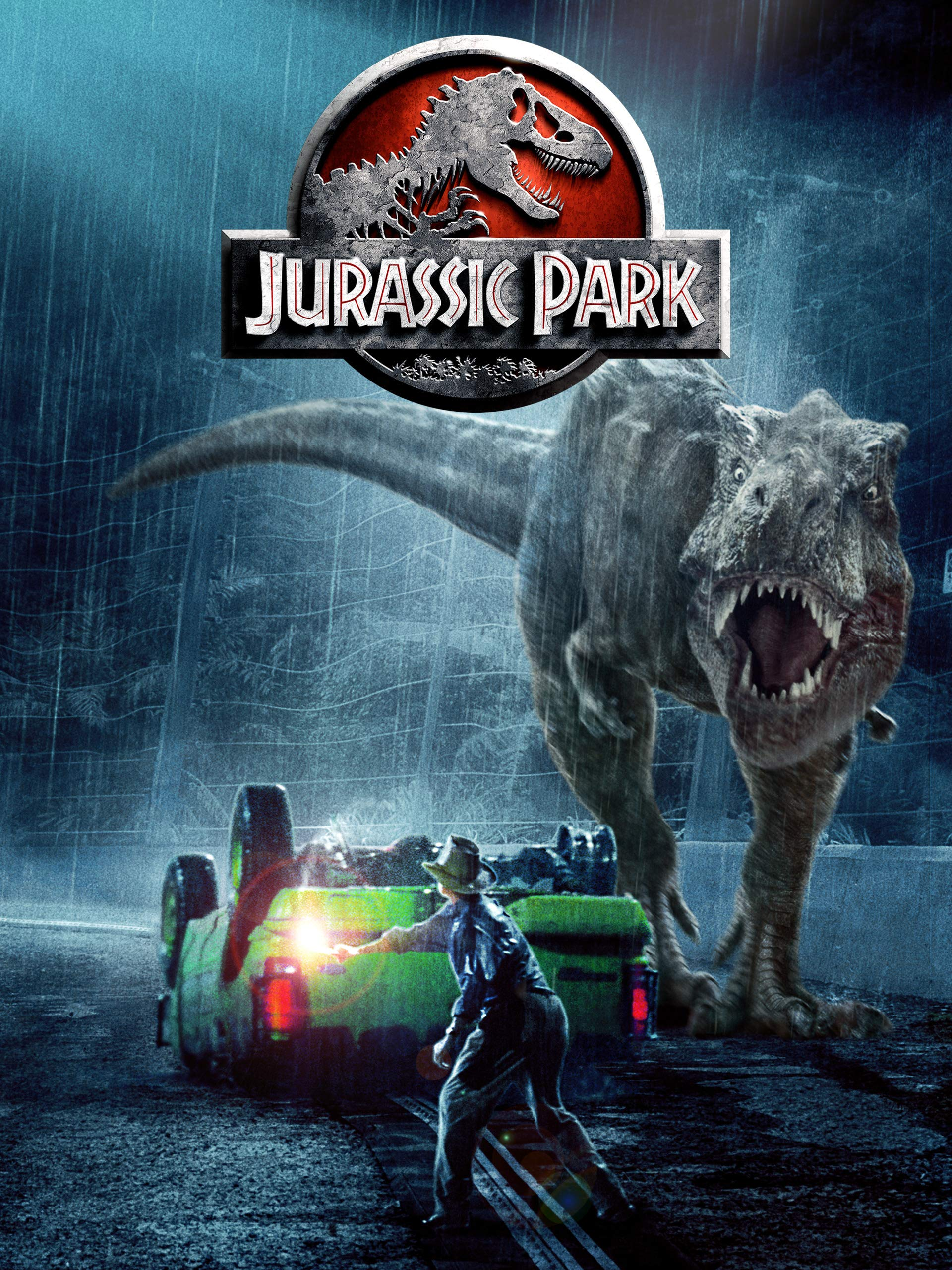Jurassic Park (4K UHD) on Amazon Prime Video UK
