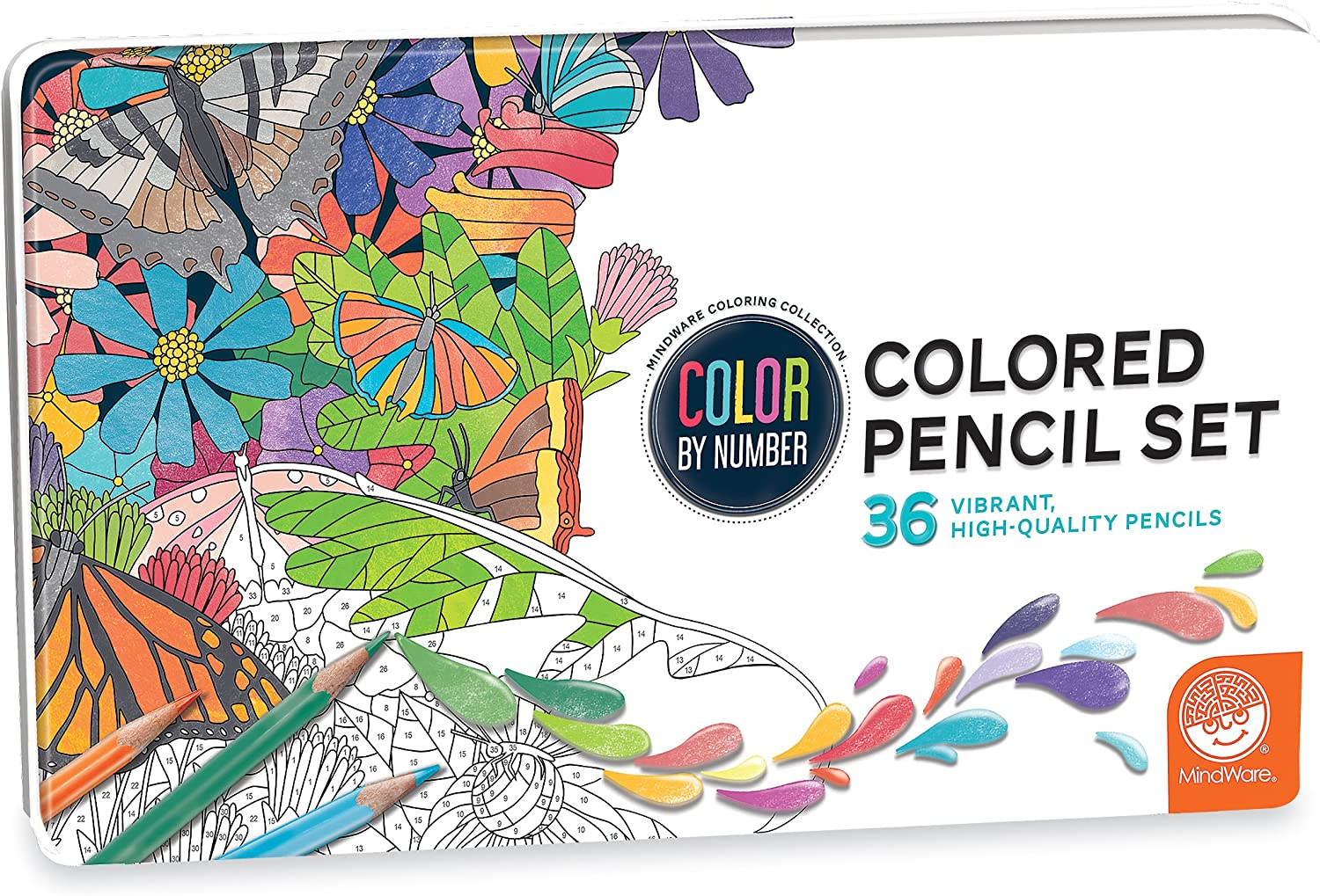 Color Counts Color Beautiful Mindware Coloring Pages Color Counts ... | 1020x1500