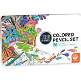 MindWare's Colored Pencils in a Tin Set of 36