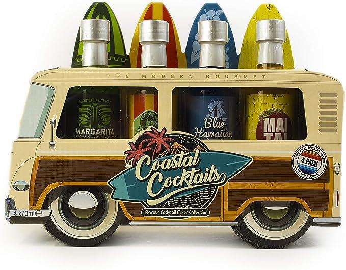 Modern Gourmet Foods, Mezcladoras para Cocteles Woody Bus ...