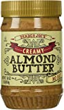 Trader Joe's Creamy Almond Butter-No Salt, 1 lb