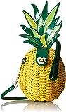 betsey Johnson 菠萝柳条单肩包