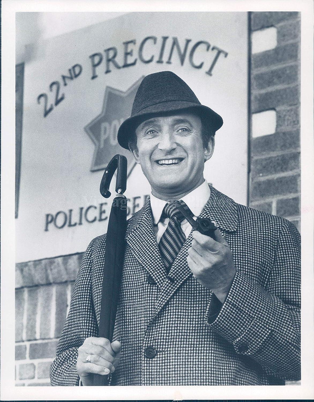Foto Vintage de 1979 Ron Moody Actor Celebrities 22 Precinct ...