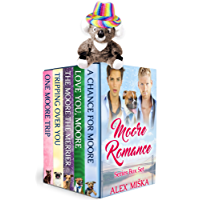 Moore Romance: The Complete 5-Book Series (English Edition)