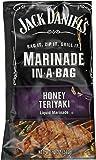 Jack Daniel's Marinade in a Bag, Honey Teriyaki, 12 Ounce