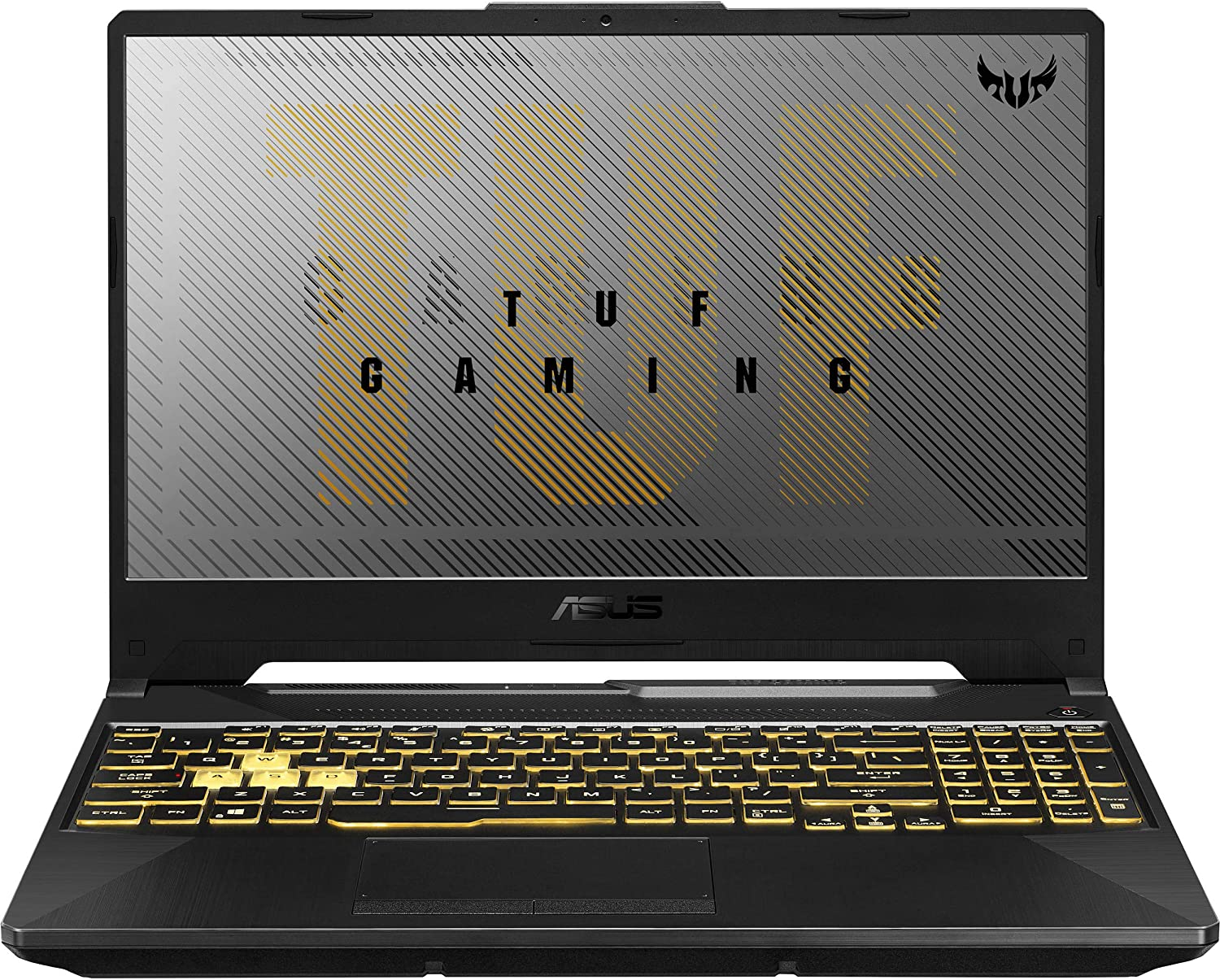 "ASUS TUF VR Ready Gaming Laptop, 15.6"" IPS FHD, AMD Ryzen 7-4800H Octa-Core up to 4.20 GHz, NVIDIA RTX 2060, 16GB RAM, 512GB SSD+1TB HDD, RGB Backlit KB, RJ-45 Ethernet, Win 10"