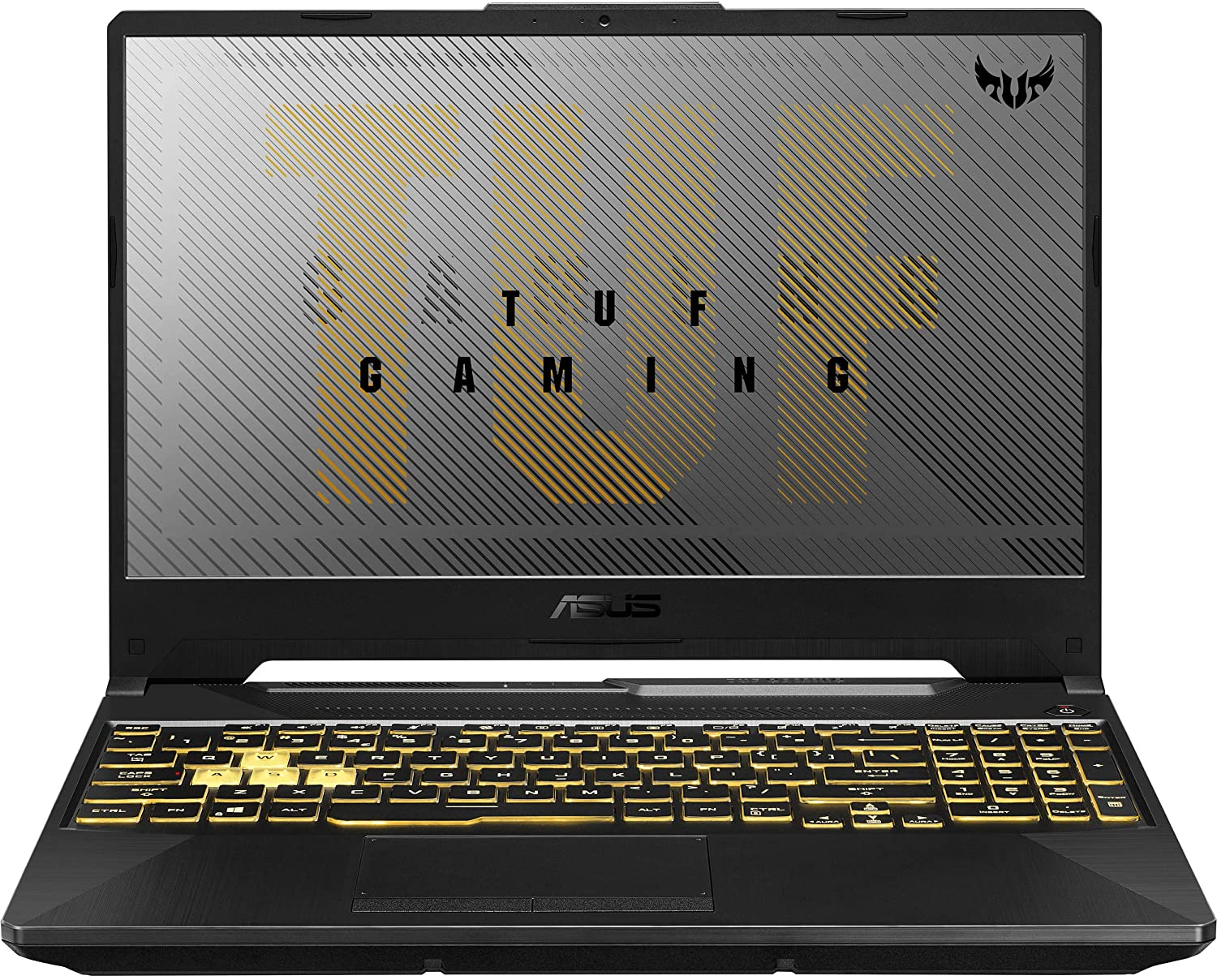 "ASUS TUF VR Ready Gaming Laptop, 15.6"" IPS FHD, AMD Ryzen 7-4800H Octa-Core up to 4.20 GHz, NVIDIA RTX 2060, 8GB RAM, 512GB SSD, RGB Backlit KB, RJ-45 Ethernet, Win 10"